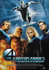 Fantastic 4 - Rise of the Silver Surfer (2007)