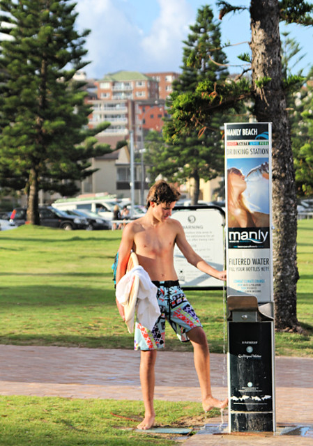Oz revisited 5: Manly Beach and its attractions
