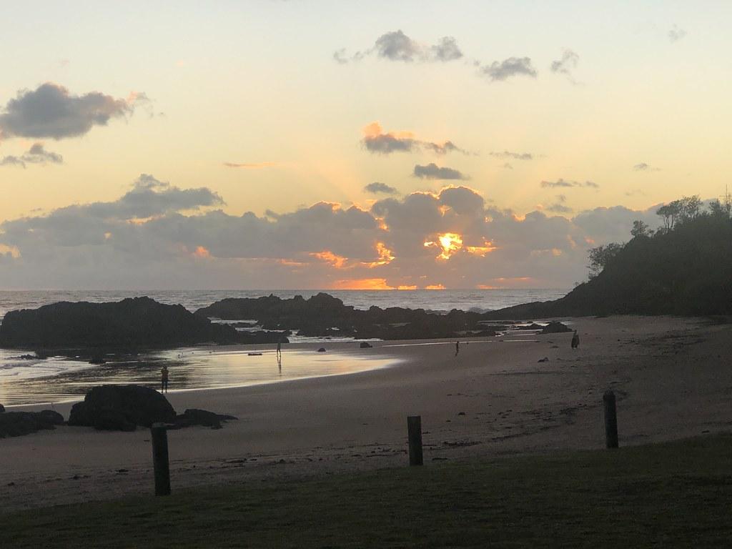 02 Pt. Macquarie Sunrise