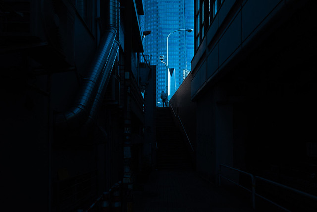 The interstices of the city
