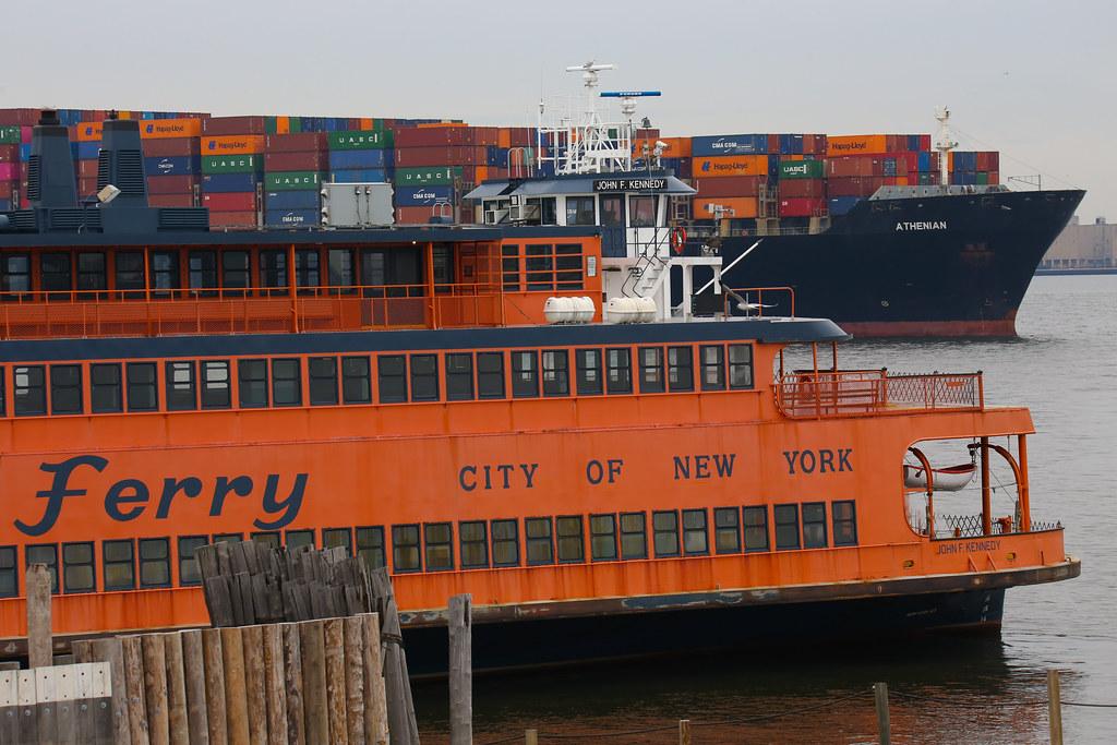 Harbor Story #1