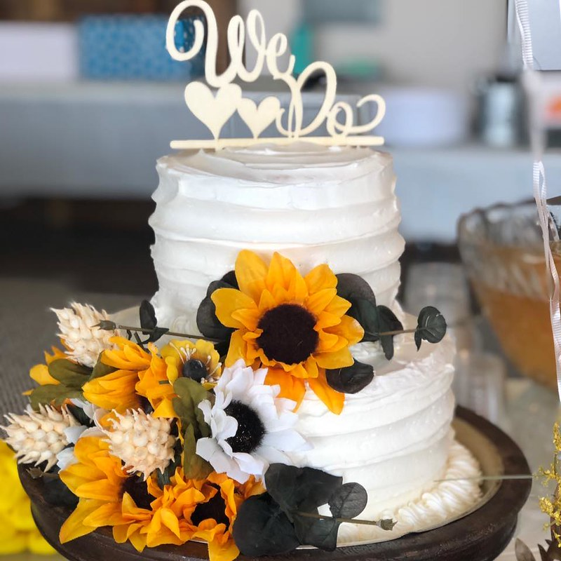 Cake by The Farm Wife's Kitchen