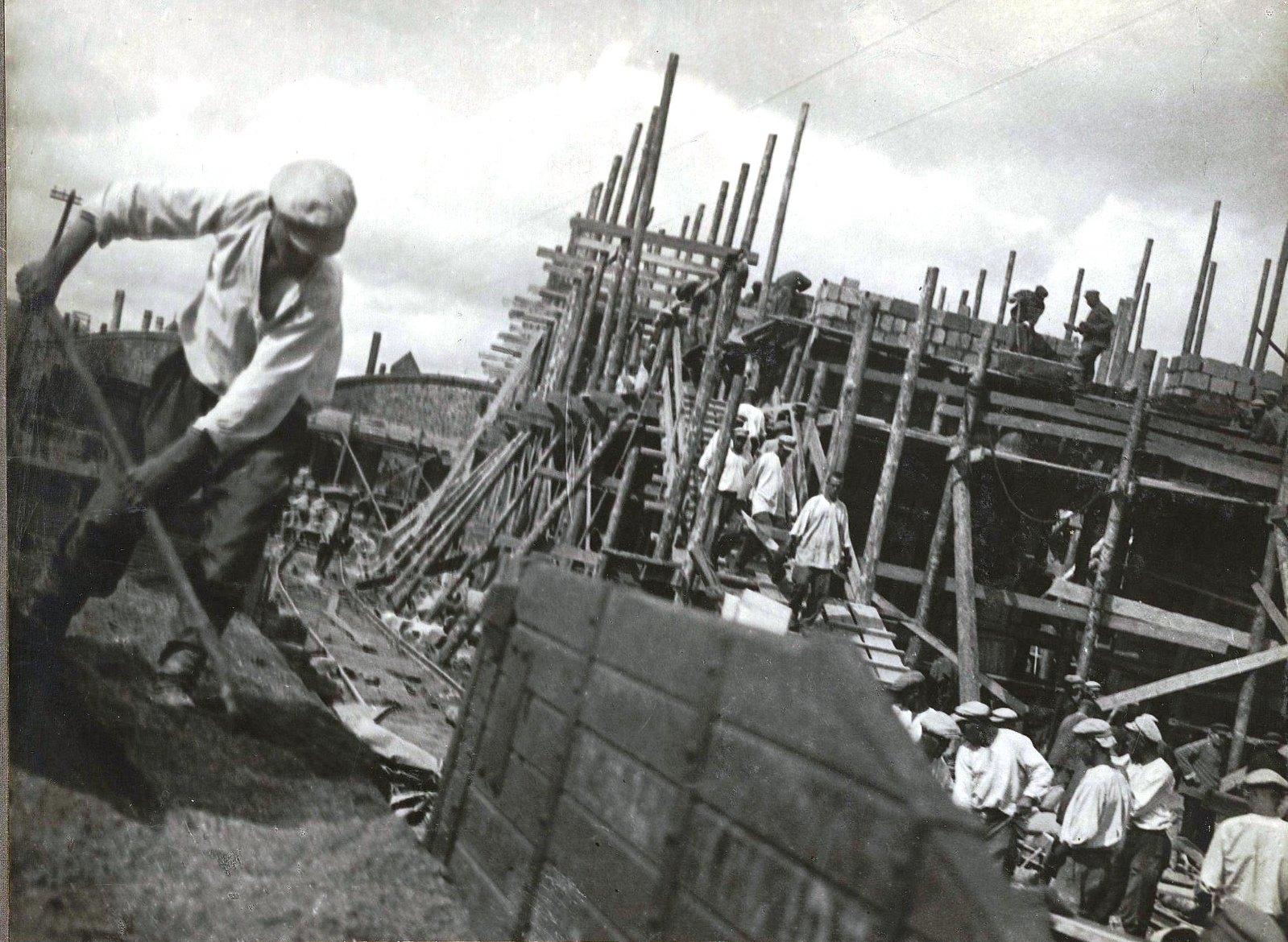 18. Строительство депо на станции Облучье