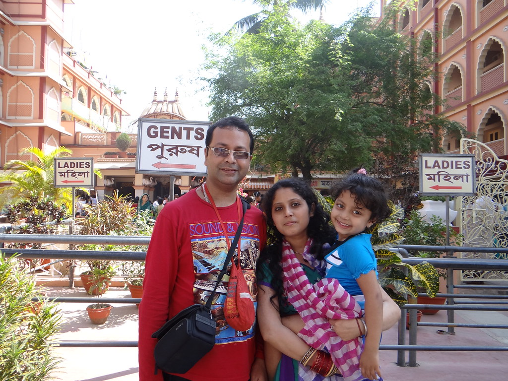 Son and Daughter of Prasantt Ghosh