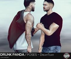 Drunk Panda - DreamTeam