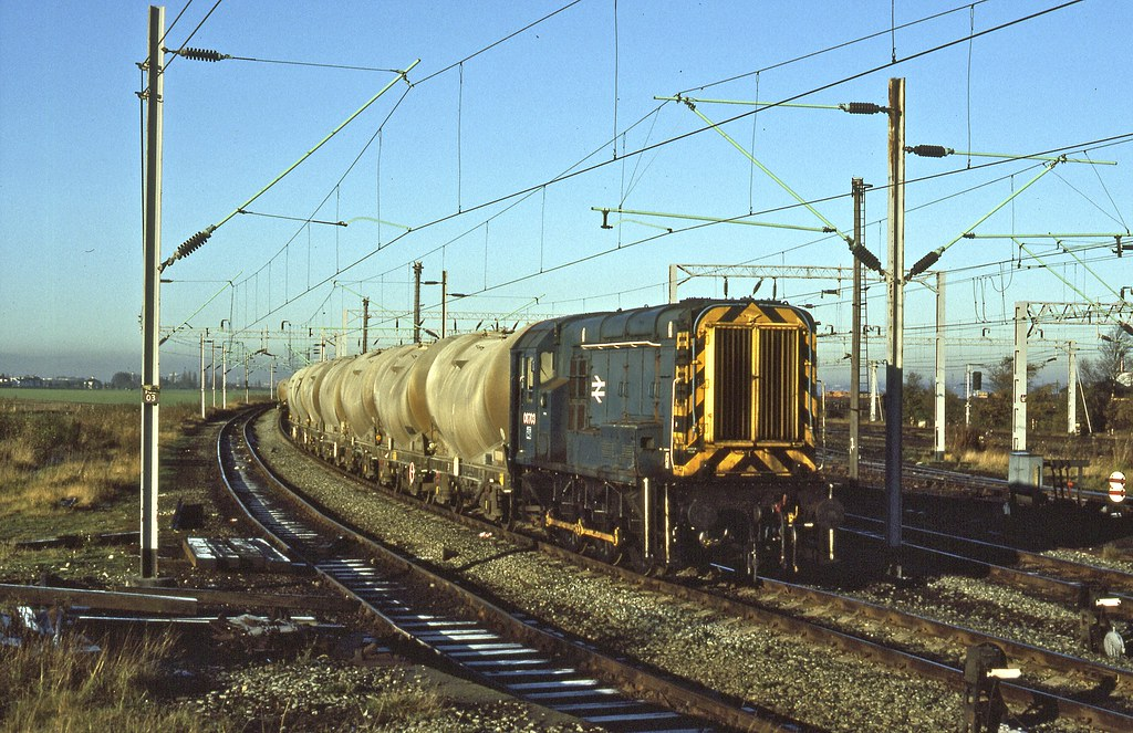 Ditton West Junction - 1988