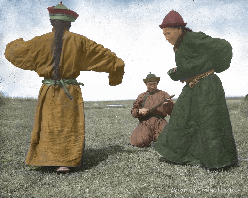 Dancing Calmucks (1906-1908)