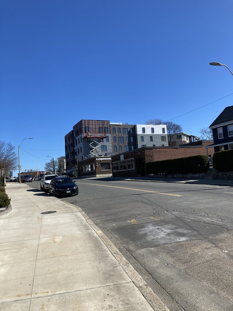 North Beacon Street Allston