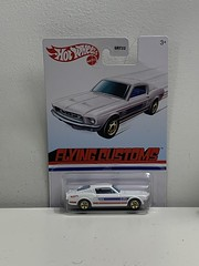 67 Custom Ford Mustang