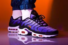 nike air vapormax plus : [Avis] Nike Air Max Plus TN Requin OG 'Voltage Midnight Purple' 2018