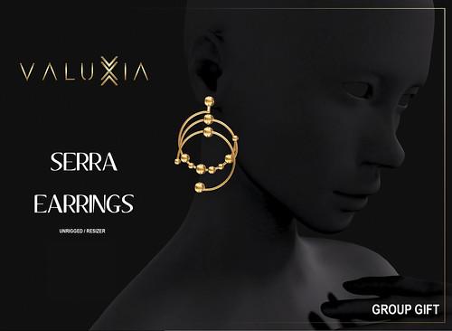 VALUXIA - Serra Earrings Group Gift