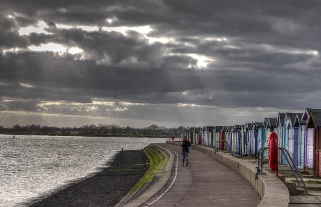 Jogging The Promenade