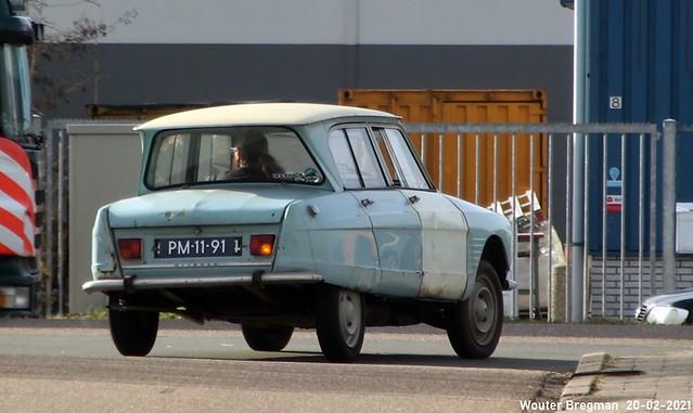 Citroën Ami 6 Grand Luxe 1968