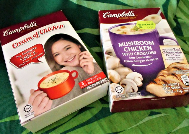 Campbell's soups 1