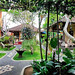 Beautiful Tropical Garden of Bali