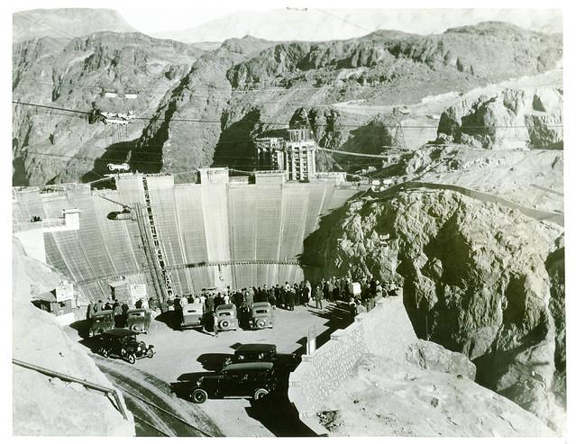 [NEVADA-A-0258] Hoover Dam (Boulder Dam)