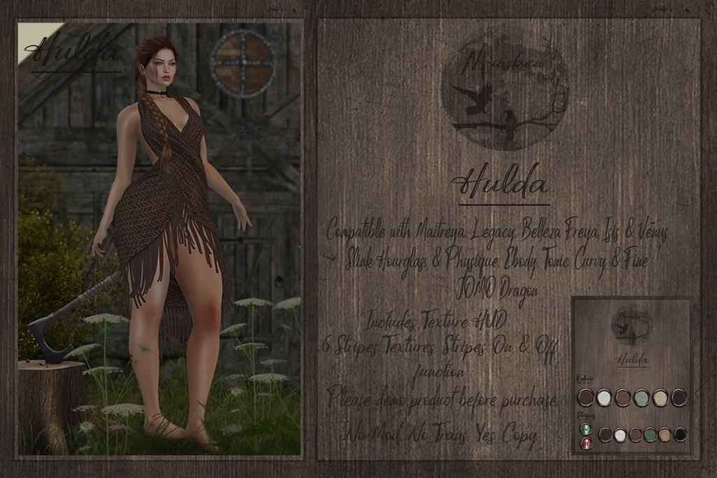 Dress Hulda