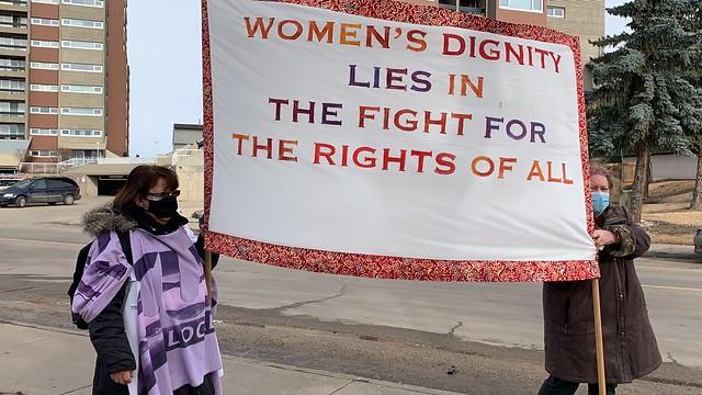 International Women's Day 2021 - Edmonton