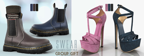 L&B VIP Group Gifts!