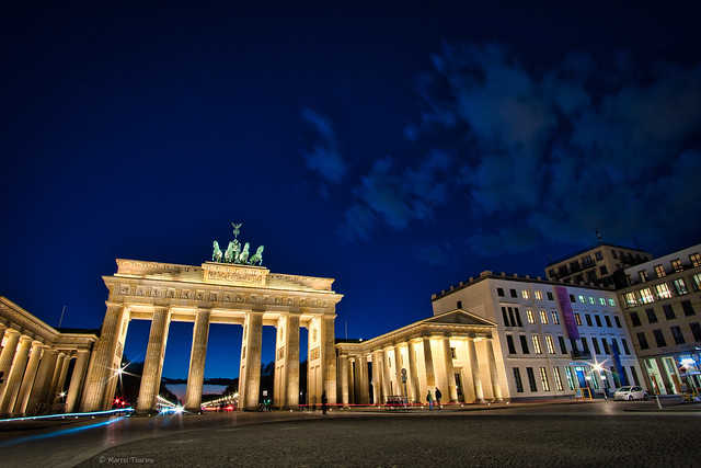 Brandenburger Tor Berlin, 12mm Samyang