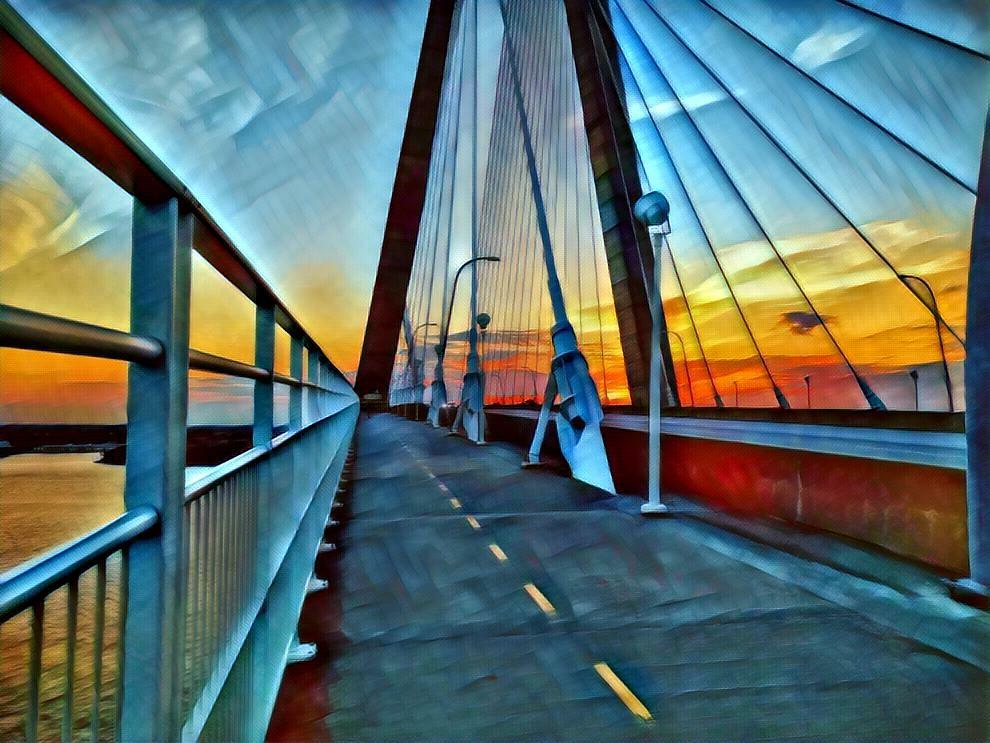 Bridge Biking