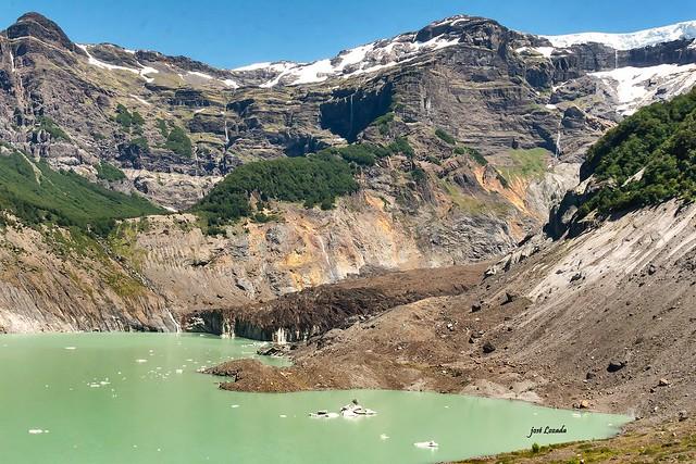 Glaciar López   Bariloche