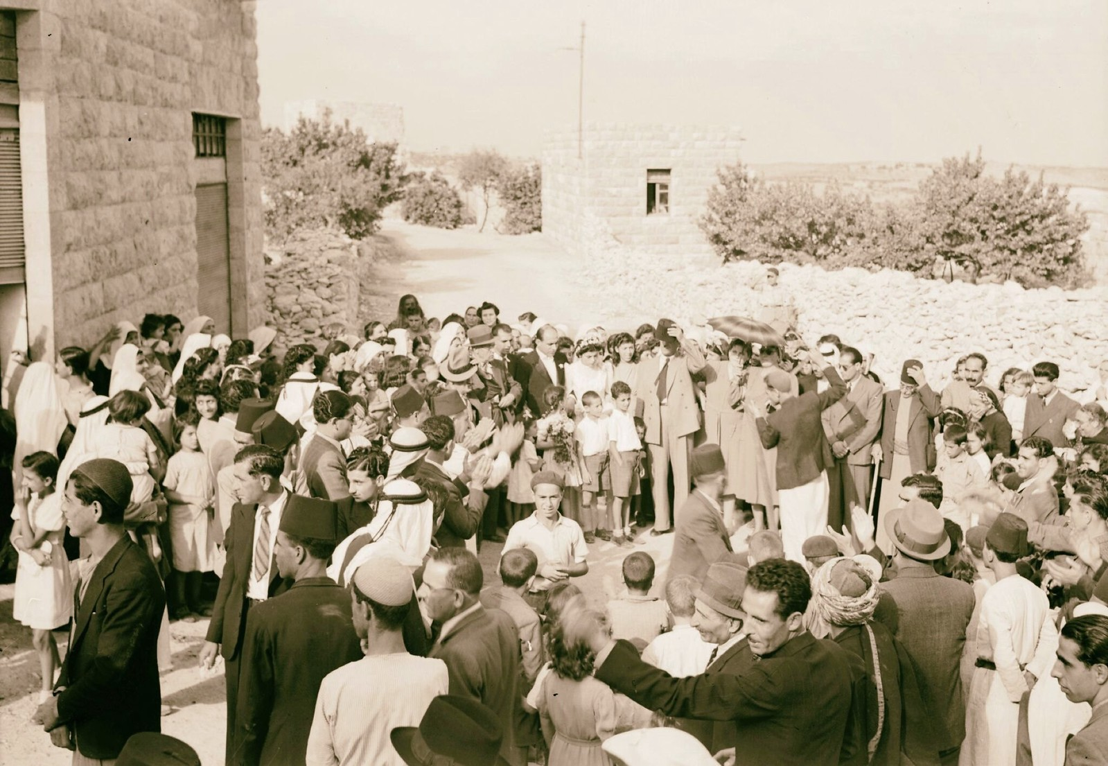 07. Свадьба г-на Аталлаха в Бейт-Джале