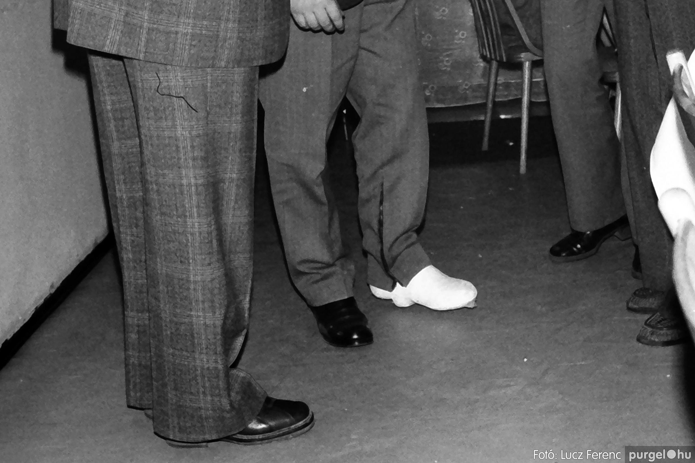 066-067. 1976. A Herkulesfürdői emlék című film ősbemutatója Szegváron 038. - Fotó: Lucz Ferenc.jpg