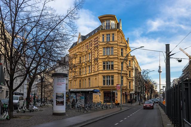 Oranienburger Straße Ecke Linienstraße