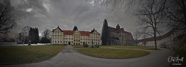 Salem Castle on Lake Constance
