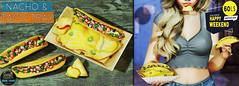 Junk Food - Nacho Tray HW Ad