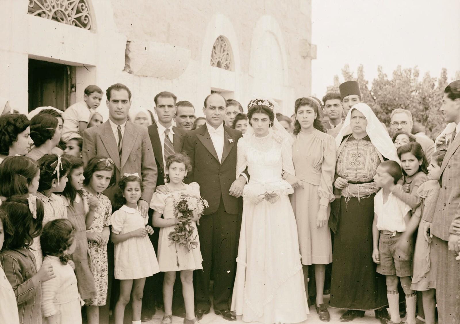 08. Свадьба г-на Аталлаха в Бейт-Джале