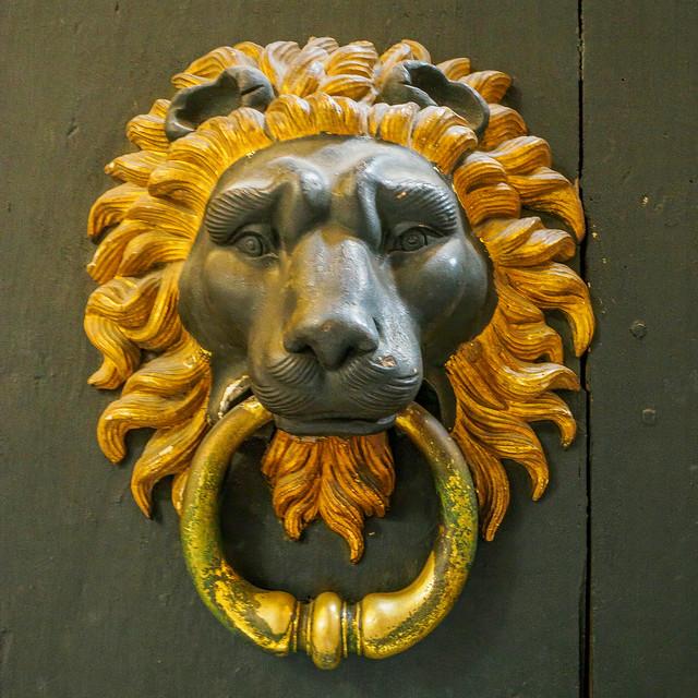 Rome Door Knocker 2
