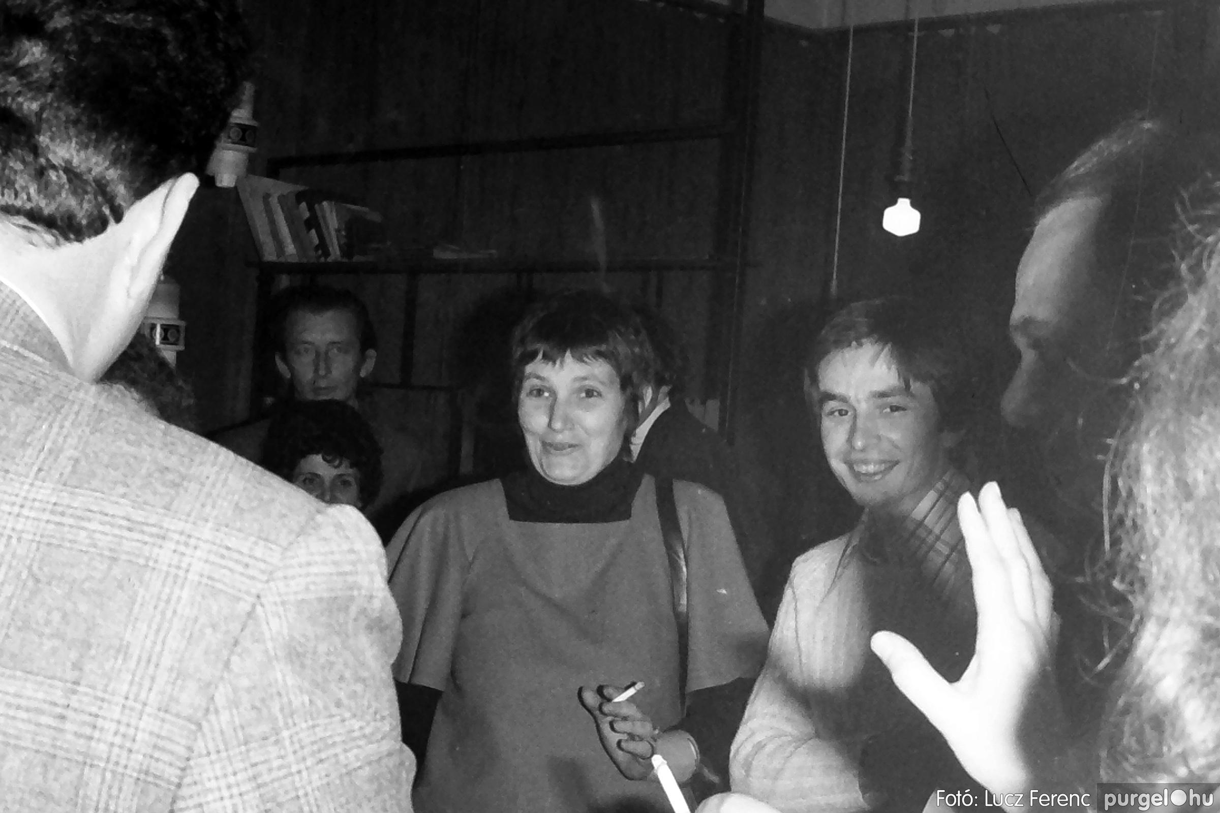 066-067. 1976. A Herkulesfürdői emlék című film ősbemutatója Szegváron 010. - Fotó: Lucz Ferenc.jpg
