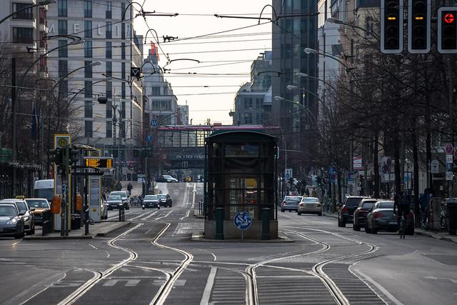 Die Friedrichstraße