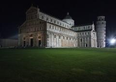 Piazza dei Miracoli vuota - Empty Piazza dei Miracoli in Pisa