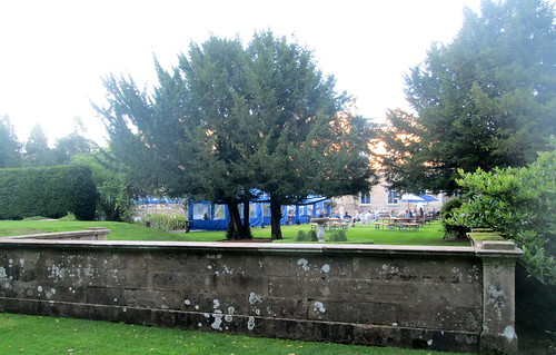 Balbirnie House Hotel Dining Tents