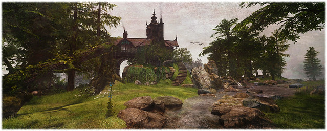 A Fantasy Castle