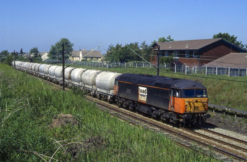 Halton Junction - 1997