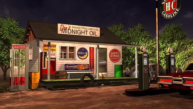 Midnight Oil 28MAR2021 (Explored)