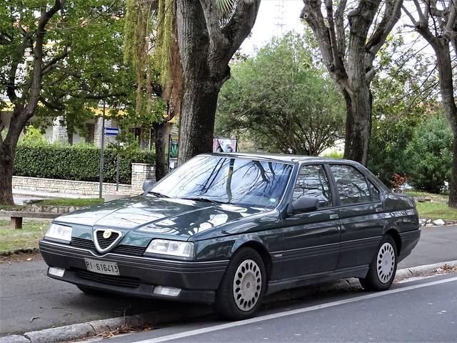 1993 Alfa Romeo 164 Twin Spark