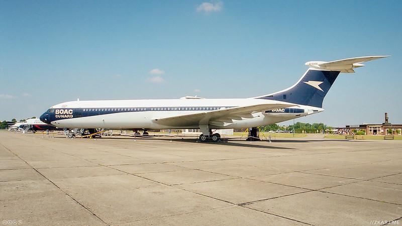 Vickers Super VC10 — ARJ_1999_UKF1_12