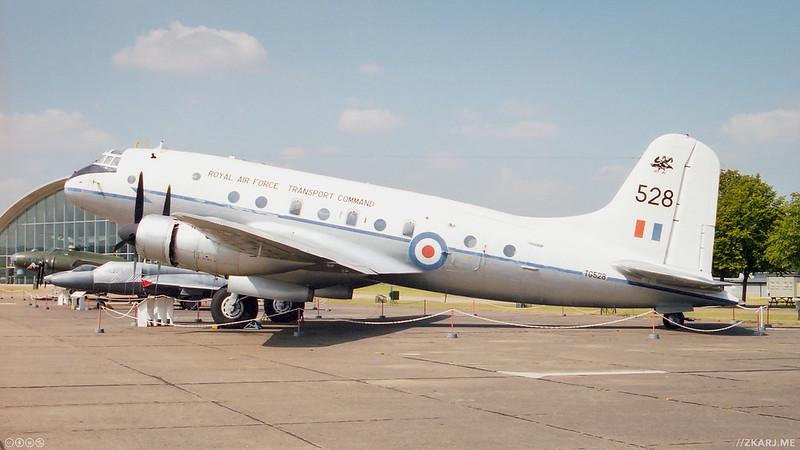 Handley Page Hastings C1A — ARJ_1999_UKF1_15