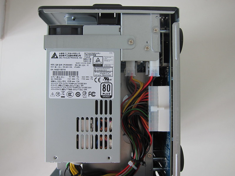 DS1621+ - Power Supply