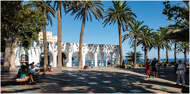 12-13- BALCÓN DE EUROPA - NERJA  (Málaga)