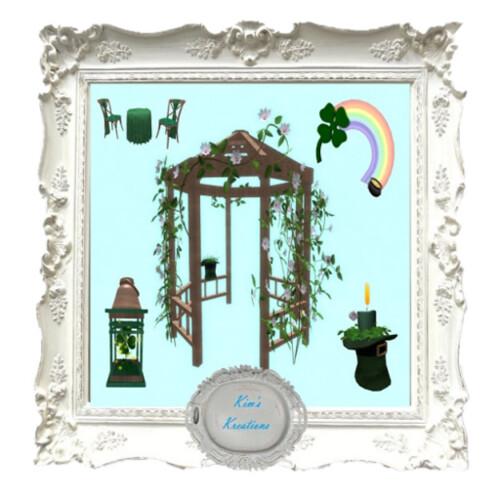 FabFree St. Patrick's Day Hunt Key - Kim's Kreations