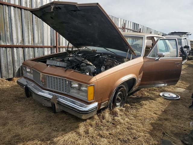 1979 Oldsmobile 98 Regency