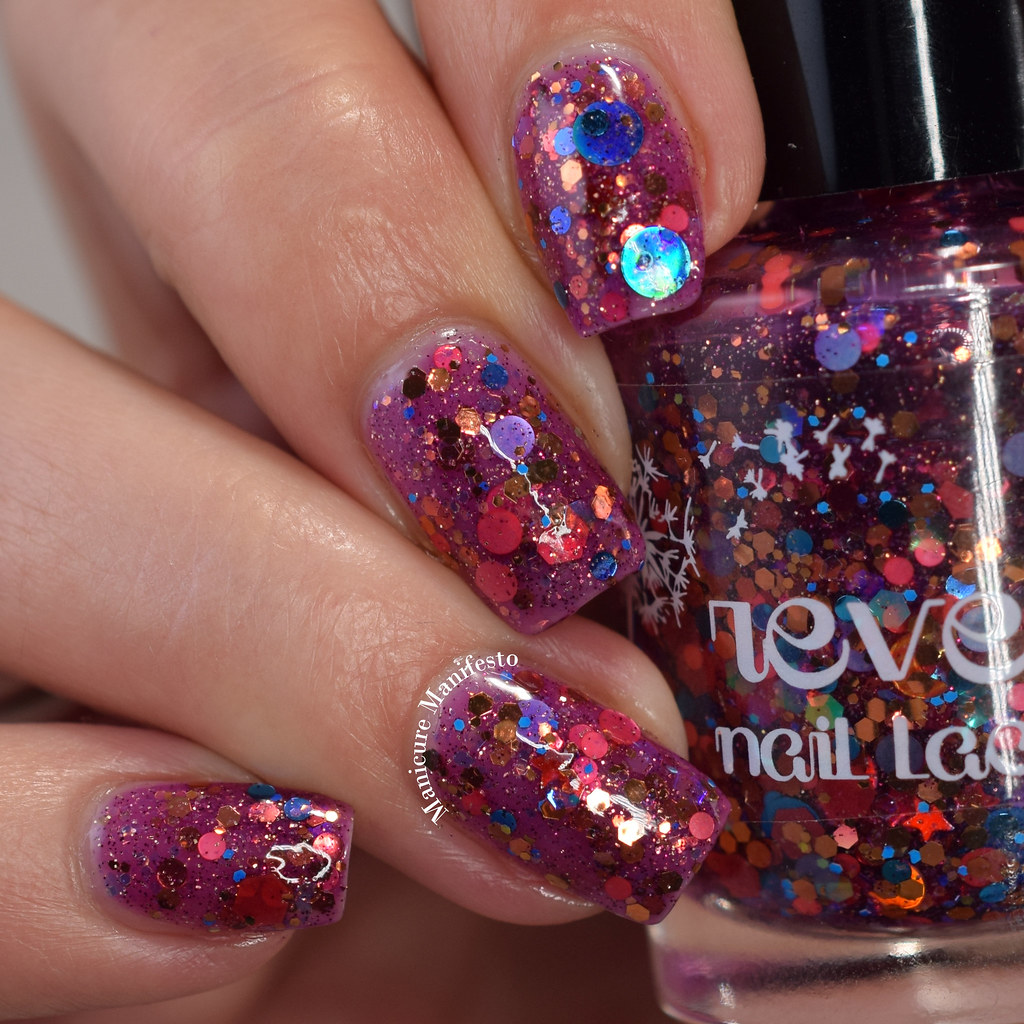 Reverie Nail Lacquer Harvest Moon