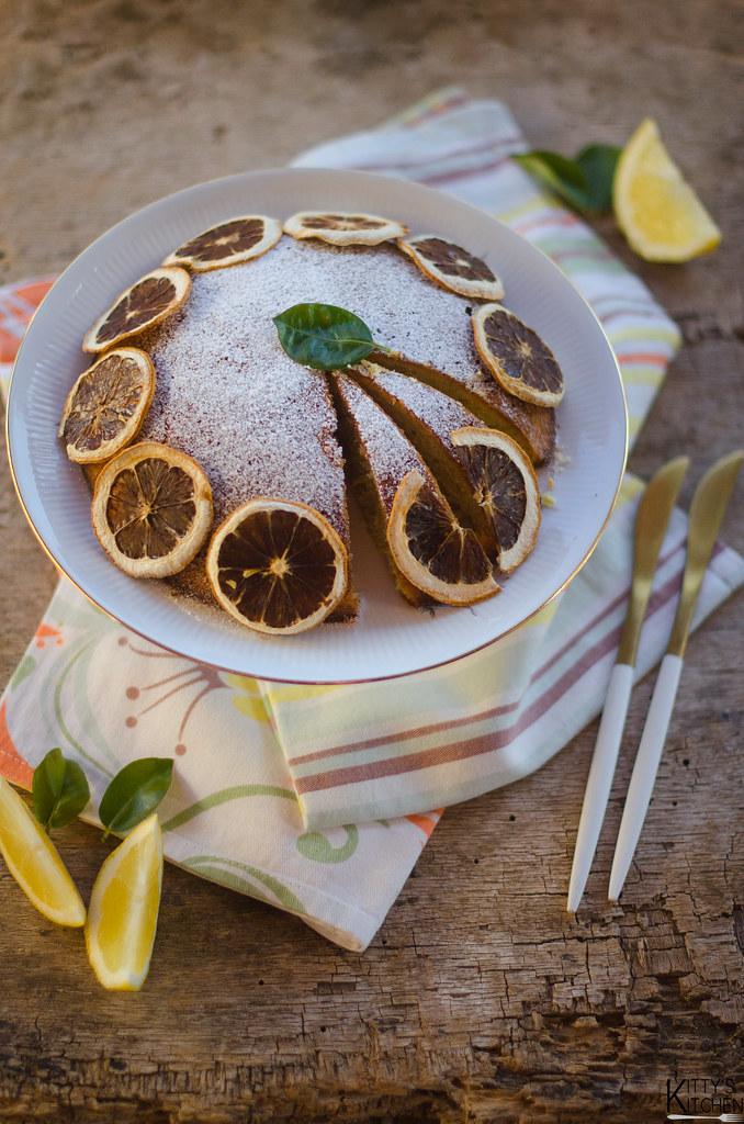 Dolce al limone di Amalfi