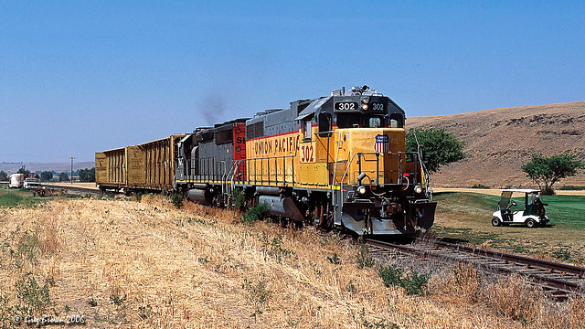More from Union Pacific's Pilot Rock Industrial Lead